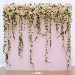 Elegant Wedding Photobooth with Instant Print