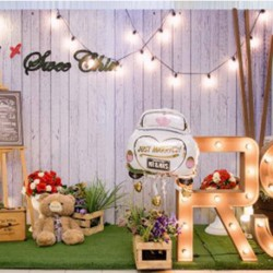 Photo Booth Decoration