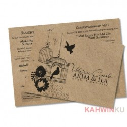Invitation Cards Kad Kahwin Malaysia Wedding Shop Packages Reviews