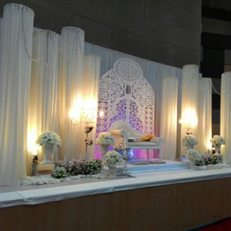 Wedding decoration themes malaysia bridal shop packages reviews andaman abu dhabi pakej dewan for rm 6888 junglespirit Gallery