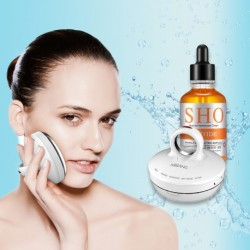 Ms Circle 4in1 Skincare Device for Pre Makeup Skin Glow