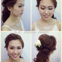 Makeup and Hairdo ( Stayback + Touch Up )