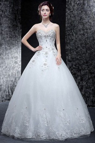 Wedding Gowns: A-line / Ball Gowns / Mermaid / Trumpet / Midi Length ...