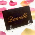 Personalized Mini Blackboard Place Cards