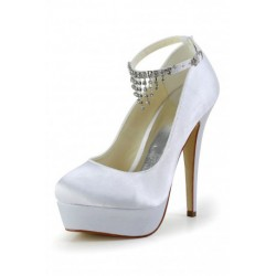 Leisha Evening Pump Wedding Shoes