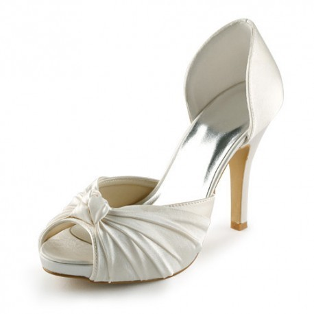 Cutie Flower Wedding Shoes