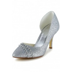 Julia Platform Heel Wedding Shoes