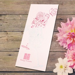 Chinese Wedding Card ( SPM86013P )