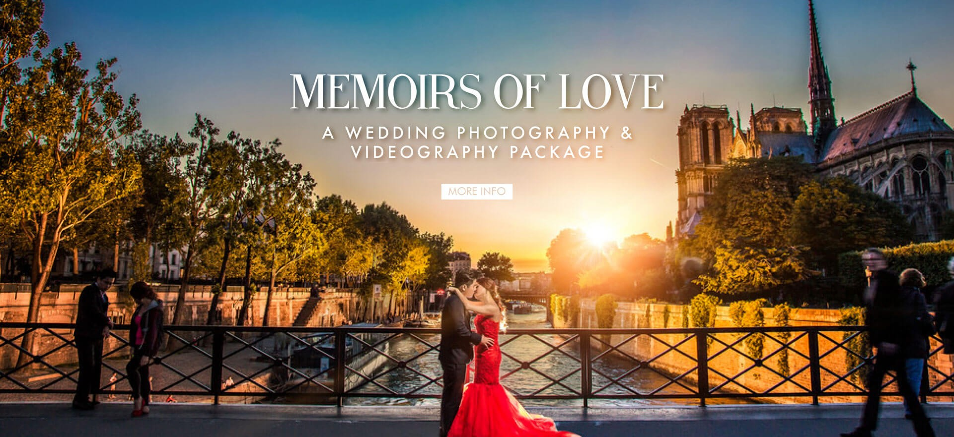Memoirs Of Love - A Photography & Videography Package