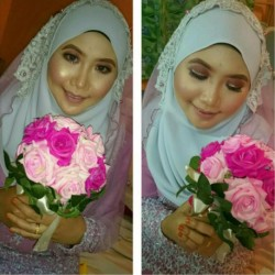 Nana Bridal Make Up Tunang