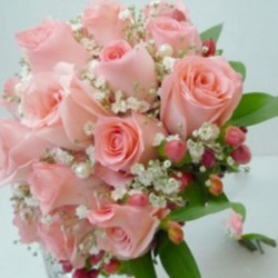 Summerpots Bridal Bouquet - Sweet Honeymoon
