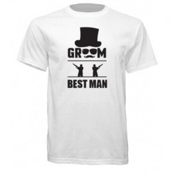 Groom Best Man T-Shirt
